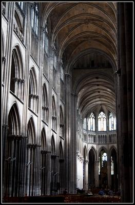 Кафедральный собор в Руане, как водится Нотр-Дам
