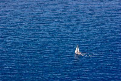Ocean blue ocean sail cote d'azur