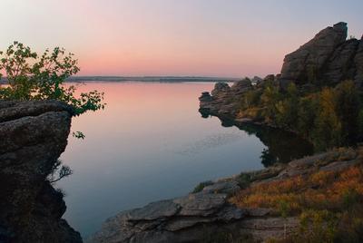 Уголок для медитации Алтай сумерки тишина
