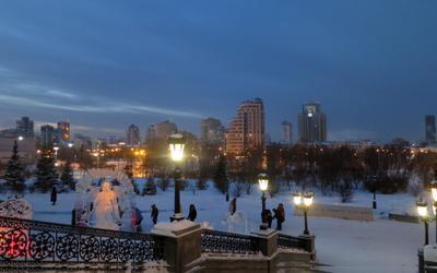 Рождество 2021 Екатеринбург Рождество