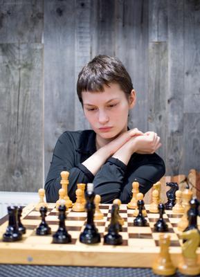 Милый шахматист