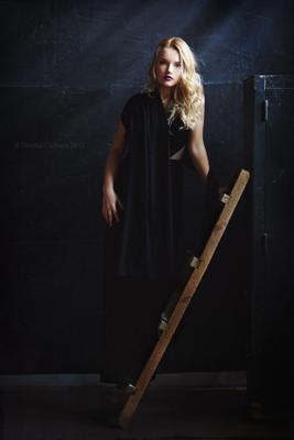 Svetlana portrait woman beauty blonde