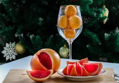 Грейпфрут грейпфрут рождество