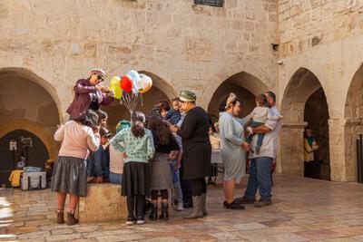 Праздник в Храме