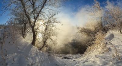 С добрым утром, зима морозная! тула горячка воронка