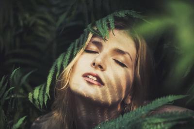 ещеоднаклеваяфоточка портрет девушка