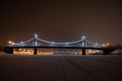 Три моста в одном......... фото