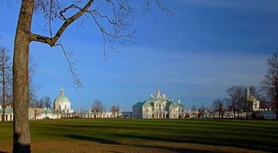 Меншиковский дворец Ораниенбаум Меншиковский дворец