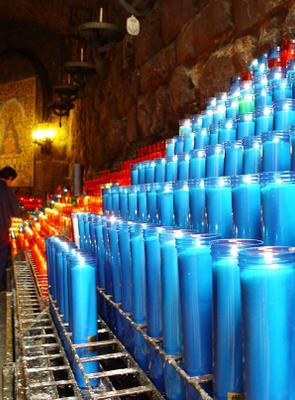 Свечи Монсеррата свечи
