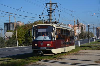 36 Тула трамвайный вагон 36 Модель 71-407 Построен 12.2013 Заводской 228