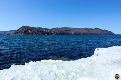 *** порт Байкал весной фото