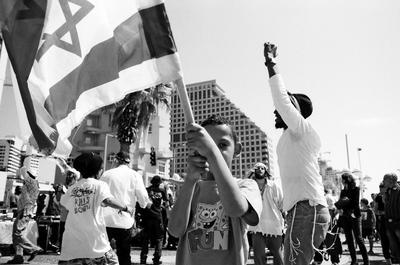 *** Tel-Aviv Тель-Авив Independence Day