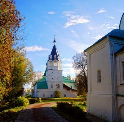 сентябрь Александров