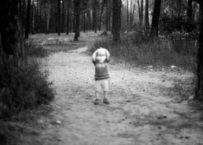 Сталкер Jr. лес, ребенок