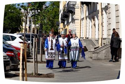 Петербурженки Санкт-Петербург День города