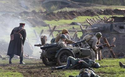 Атака бородино юбилей москва оборона солдат великая отчественная