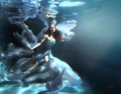 *** модель мк москва подводой девушкаподводой мастеркласс обучение фотограф