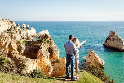 *** Фотограф в Португалии медовый месяц Алгарве