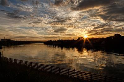 Закат закат россия москва пейзаж sunset moscow russia sun sky небо солнце