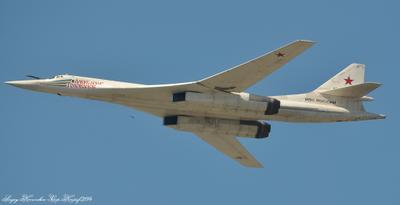 Ту-160 Александр Голованов самолёт