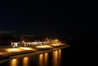 Новгородская ночь