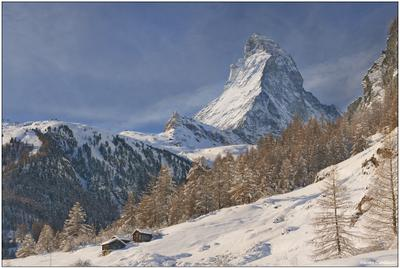 Matterhorn 2 Маттерхорн Церматт