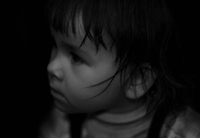 ульяна интерес любопытство детский взгляд фотомодель