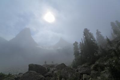 Око Саурона Ергаки горы Парабола