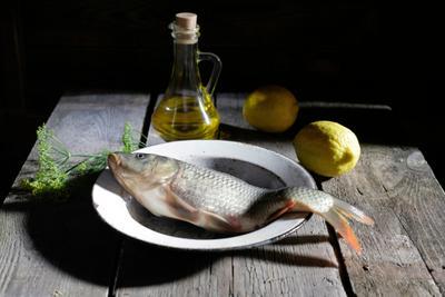 Удача рыбака деревенский деревянный рыба добыча рыбалка удача лимон масло