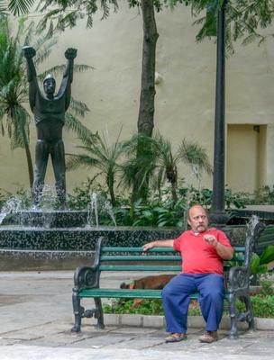 Красно синее 2 Куба