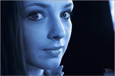 pretty blue симпатико в синей тональности