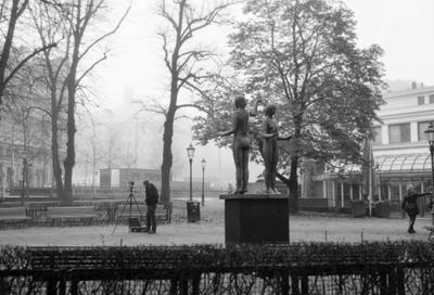 В Парке Хельсинки парк фотограф