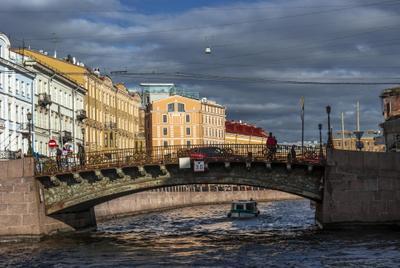 Каналы и мосты