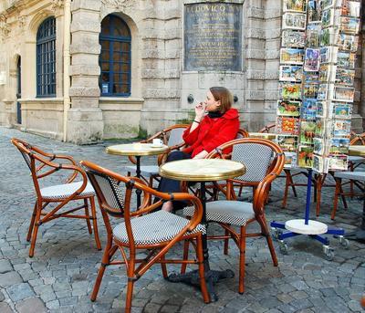 Франция. Люди и лица.