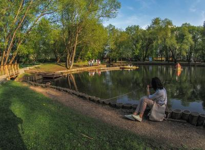 ***В Весеннем Парке