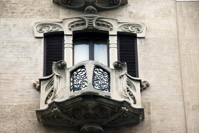 Турин в стиле модерн город архитектура