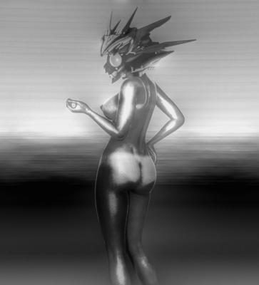Alien erotic ню