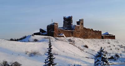 Раковорская,Везенбергская крепость. Раквере Эстония