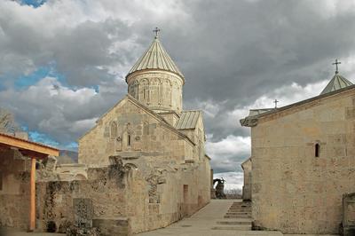 Монастырь Агарцин.