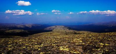 Плато в Хибинах горы плато хибины