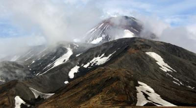 на Камчатке! камчатка горы вулканы