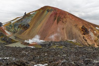 Краски гор Iceland