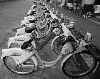 О велосипедах велосипеды