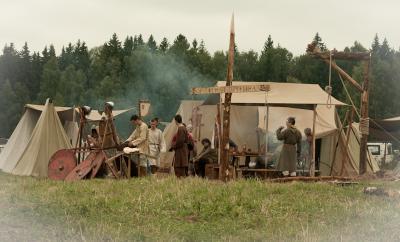 Лагерь конец лета, Войново поле, фестиваль