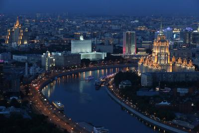 Сити башня Федерация Москва Сити