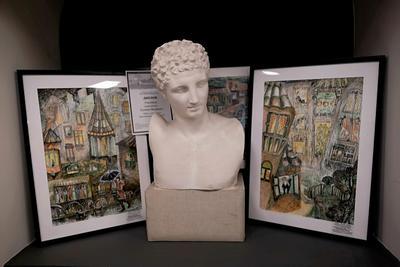 Античность и современность... Античность школа искусств Москва