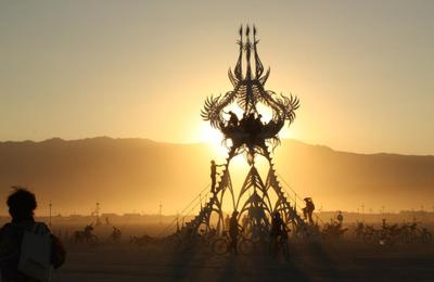 Star Seed, Burning Man 2012 Burning Man 2012