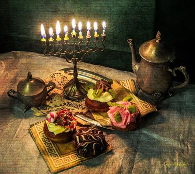 Ханука - праздник света ханука