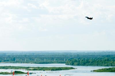 Авиашоу в Нижнем Новгороде