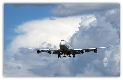 """747 """"Иркутск"""""""